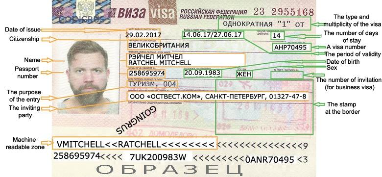 俄罗斯医疗签证
